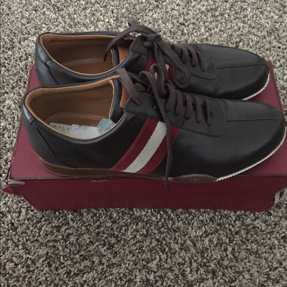 Bally Shoes | Mens Bally Sneakers